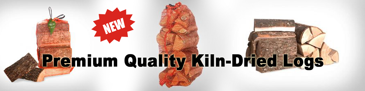 Kiln Dried Ash Hardwood Logs for Sale